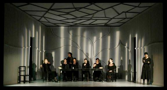 La casa de bernarda alba cr nica de una salida al teatro - Preguntas y respuestas de la casa de bernarda alba ...